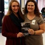 Geni Beals AHS Meet the Author Raffle Winner 12/12/2014